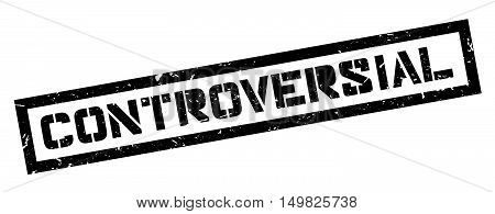 Controversial Rubber Stamp