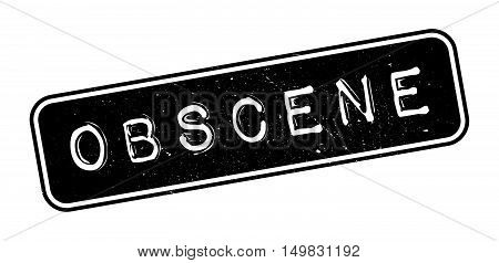 Obscene Rubber Stamp