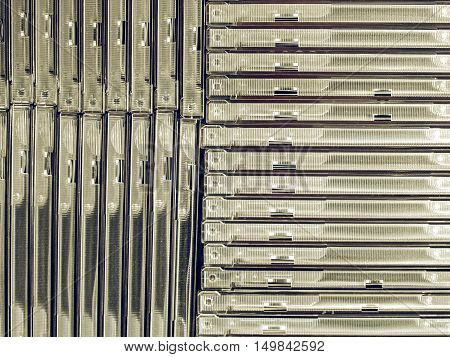 Vintage Looking Cd And Dvd