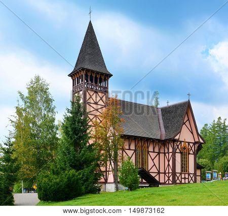 Stary Smokovec Church