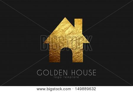 Real Estate Logo Design. House Logo Design. Creative Real Estate Vector logo