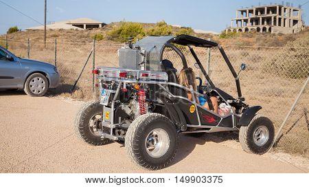 Yinxiang Buggy Car