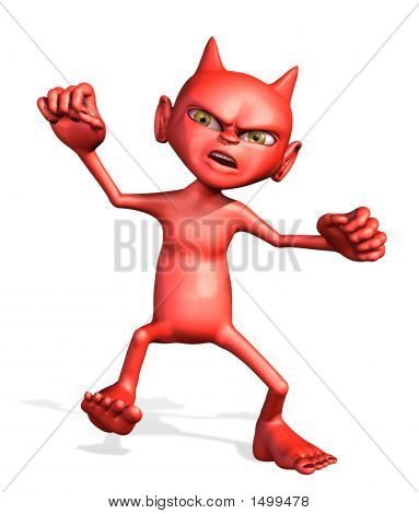 Angry Little Devil
