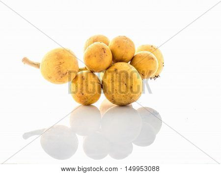Wollongong on a white background Thailand fruit.