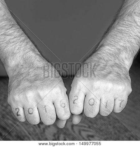 Man's Fist