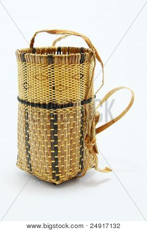 Borneo's Traditional Basket