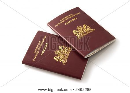 Dutch Passports