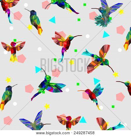 Colorful Bird Concept Art