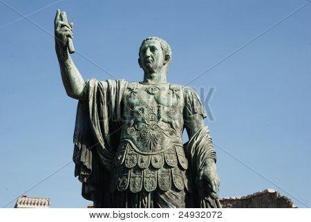 Caesar Nerva Trajanus Augustus, Rome