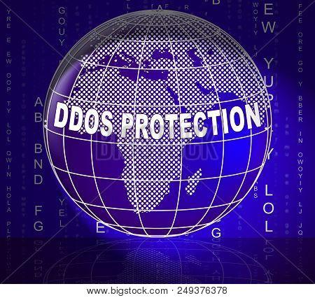 ddos protection denial image photo free trial bigstock