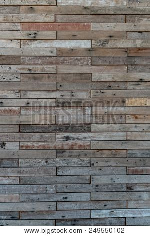 Vintage Wood Background Texture At The Beach