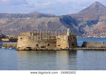 Heraklion Crete Greek Isles
