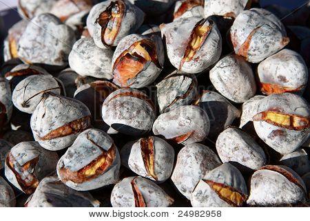 Roast chestnuts - Autumn