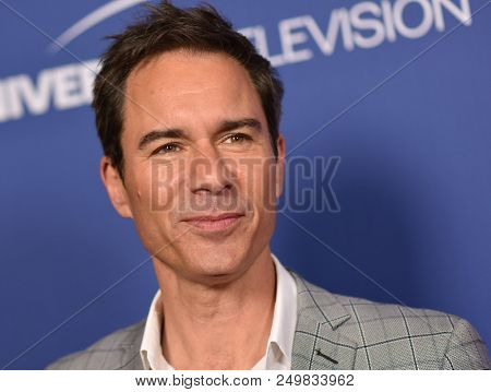 LOS ANGELES - JUN 09:  Eric McCormack arrives for the