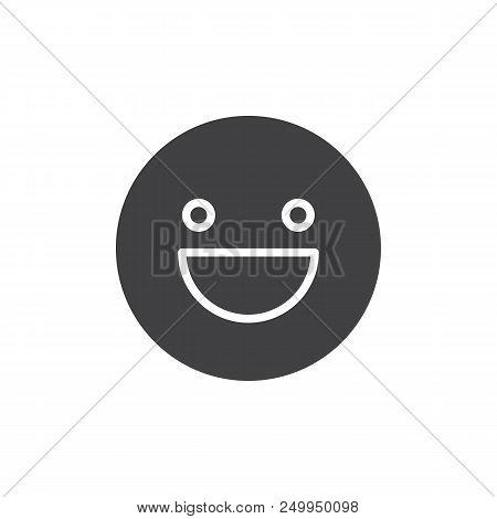 Happy Face Smile Vector Photo Free Trial Bigstock