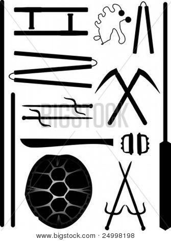 Tambo Jutsu Vol 1 BampW Henry Binerfa 9781977539656