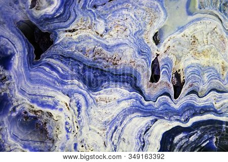 Marble Nature Texture Made As If Performed By Fluid Art Technique. The Drawing Includes Swirls Of Ma
