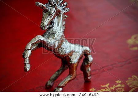 Shiny unicorn