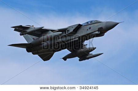 RAF Tornado Jet Fighter Aircraft