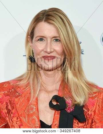 LOS ANGELES - JAN 04:  Laura Dern arrives for the The BAFTA Los Angeles Tea Party 2020 on January 04, 2020 in Los Angeles, CA