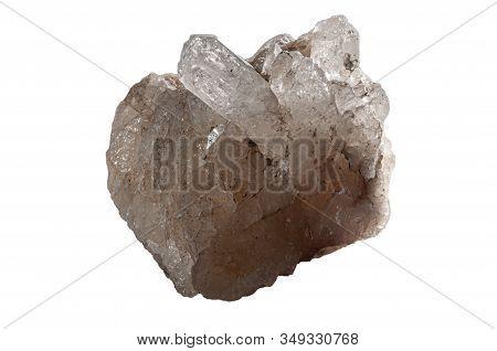 Druse Of Rock Crystal