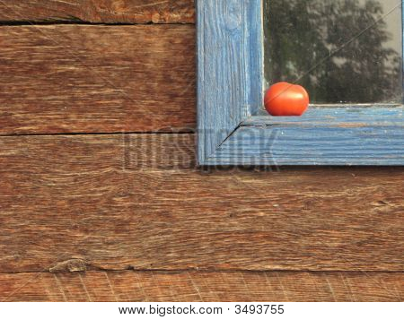 Old Wooden House Detail