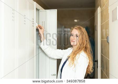 Doctor In The Locker Room