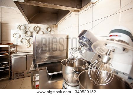 Stainless Steel Equipment For The Production Of Food