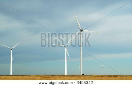 Eastern Colorado Wind Turbines