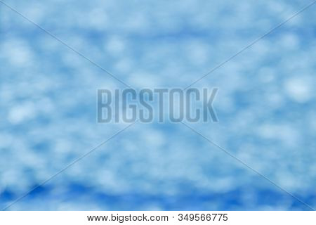 Blurry Abstract Blue Colors. Colorful Abstract Background. Background Texture. Abstract Blue Backdro