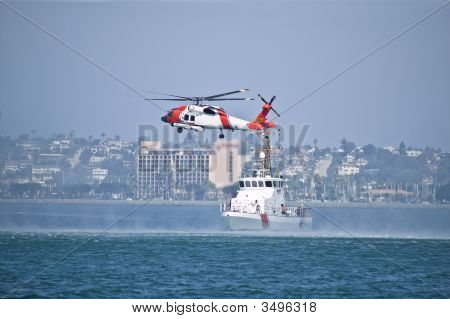 Coast Gaurd Rescue