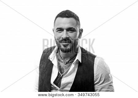 Mafia Boss. Guy Handsome Mafia Boss. Latino Fashion. Man Well Groomed Rich Fashionable Macho. Guy We