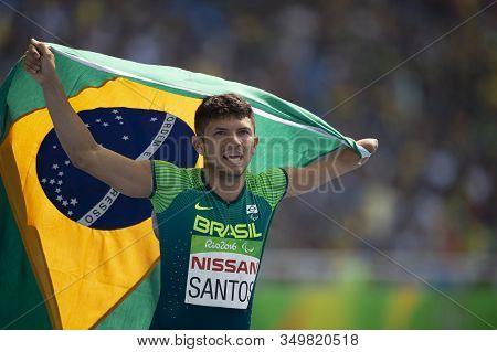 Paralympic Games Rio 2016