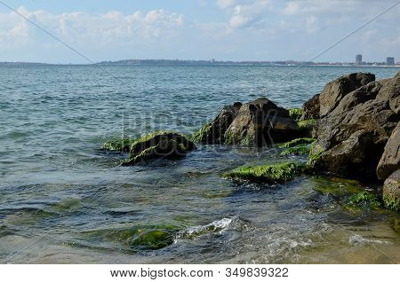 Rocks And Sea Water Nature Landscape Bulgaria