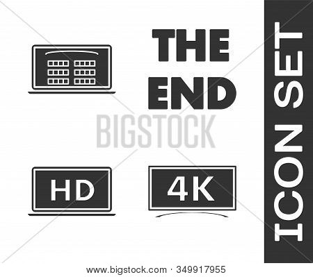 Set Screen Tv With 4k Ultra Hd Video Technology , Buy Cinema Ticket Online , Laptop Screen With Hd V