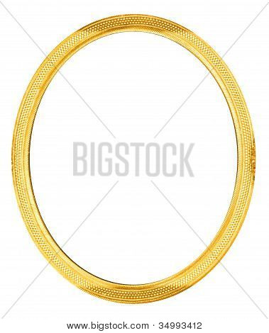 Simple Gold Frame