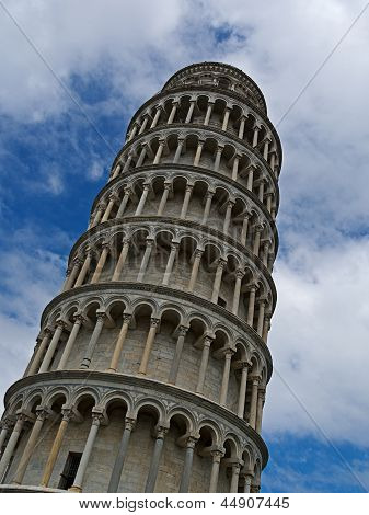 Leaning Tower Of Pisa - Monument