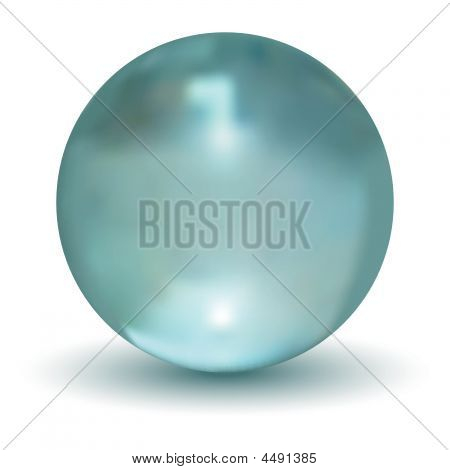 Vector Cryst Ball