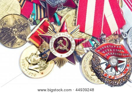 Order Of The Soviet Union