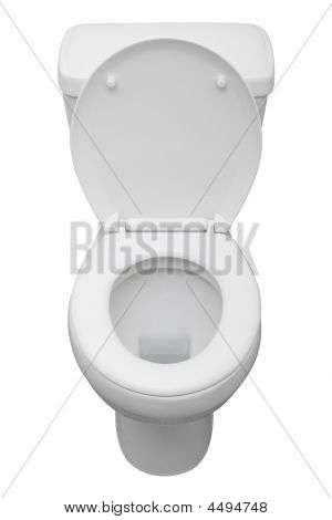 Toilet Isolated