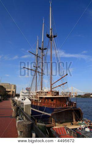 Savannah Docks