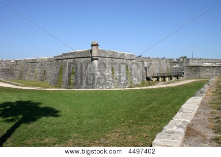 Fort At St. Augustine