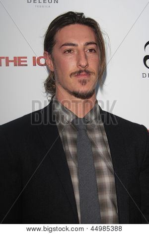 LOS ANGELES - APR 22:  Eric Balfour arrives at