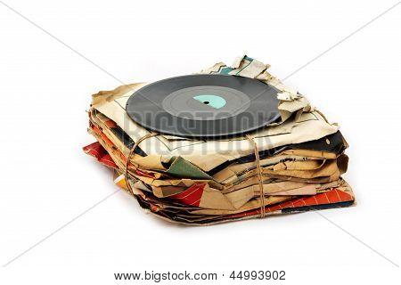 Vinyl Plates