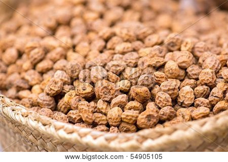 Tigernuts ( Chufa ) On The Market
