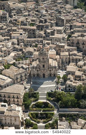 modica from above