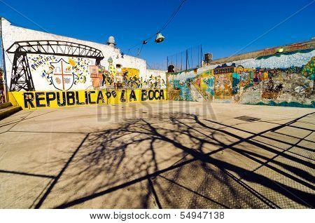 La Boca Graffiti