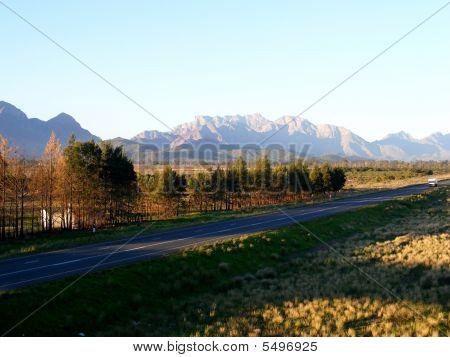 Sunset Valley Highway