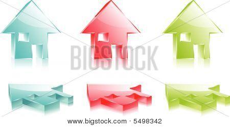 House Simbol Icons