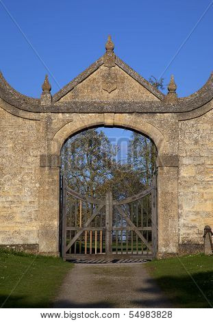 The Gatehouse at Chipping Campden